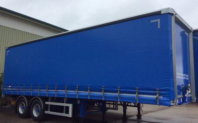 Lawrence David 4.2m O/H 10m urban tandem axle trailer