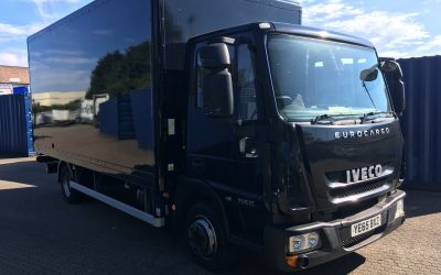 Iveco Eurocargo ML75E16S box rigid