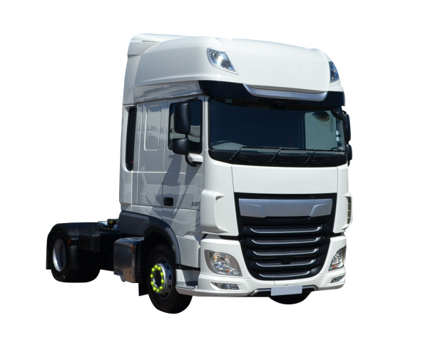 DAF Tractor Unit 3 Cut Out