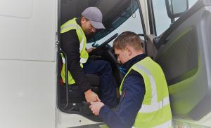 Vehicle Handovers