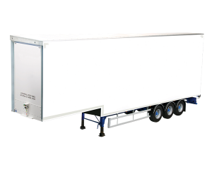 Tri Axle Stepframe Trailer For Sale