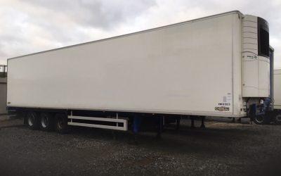 Chereau tri-axle fridge trailer 2015 – various available